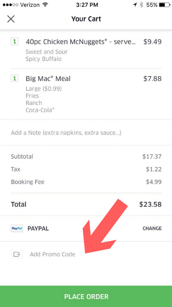 Uber eats coupon code for existing customers | Are there any Uber