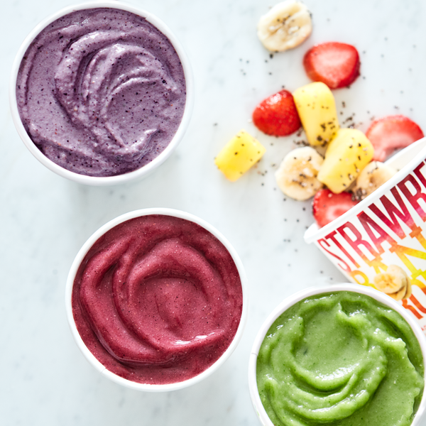 3 Smoothies from Sub Zero Superfoods Review