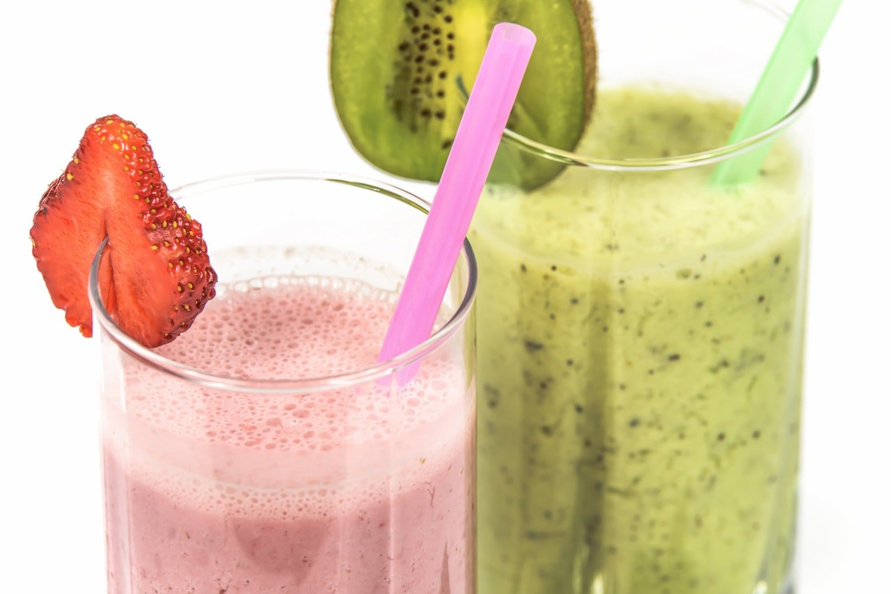 Best smoothie delivery service daily harvest vs green blender