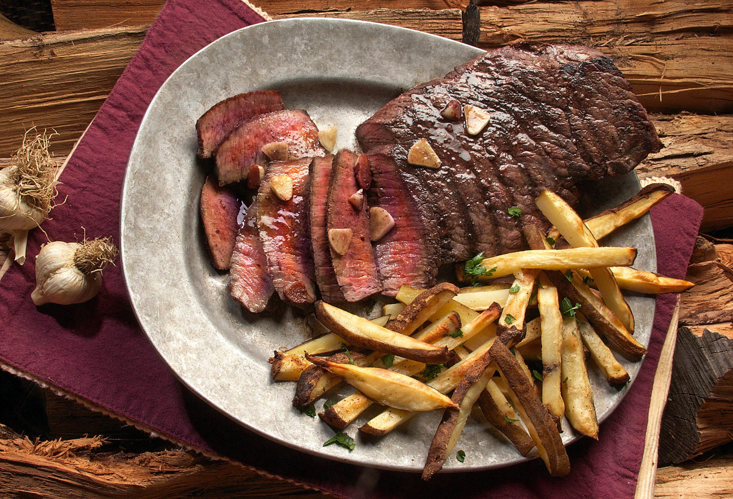 best ways to reheat steak